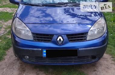 Характеристики Renault Scenic Минивэн