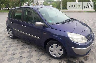 Характеристики Renault Scenic Мінівен