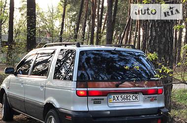 Характеристики Mitsubishi Space Wagon Минивэн