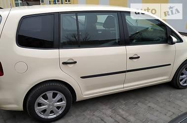Характеристики Volkswagen Touran Мінівен