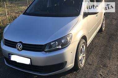Характеристики Volkswagen Touran Минивэн