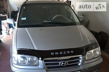 Характеристики Hyundai Trajet Минивэн