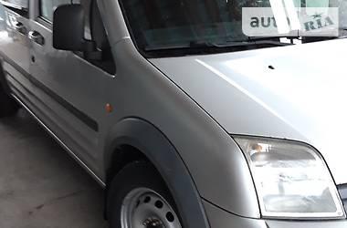 Характеристики Ford Transit Connect пасс. Минивэн