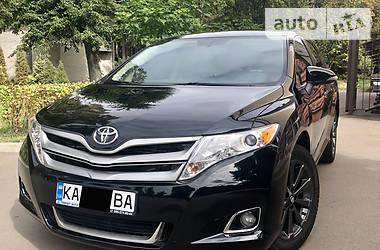 Характеристики Toyota Venza Минивэн