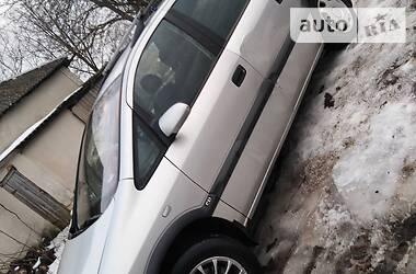 Характеристики Opel Zafira Минивэн