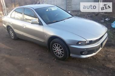 Mitsubishi Galant GLS 2001