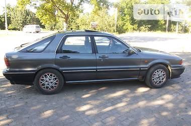 Mitsubishi Galant Galant GLSj 1989