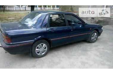 Mitsubishi Galant gls 1988