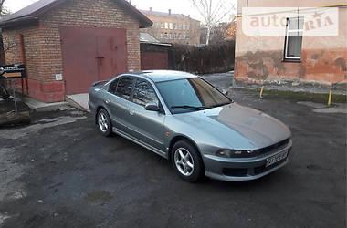 Mitsubishi Galant 2.5 ГБО 1997
