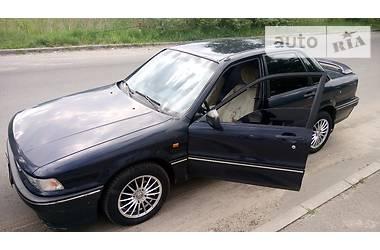 Mitsubishi Galant 1.8. Бензин/газ 1991