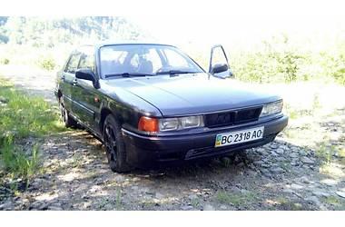 Mitsubishi Galant е33а 1989