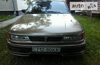 Mitsubishi Galant gli 1992