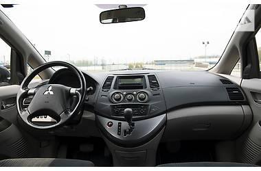 Mitsubishi Grandis 2.4i 2006