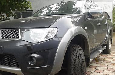 Mitsubishi L 200 Super Select Intense 2012