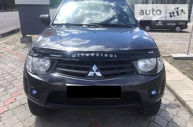Mitsubishi L 200 maxi 2013