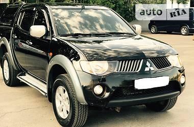 Mitsubishi L 200   2009