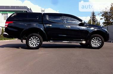 Mitsubishi L 200 INSTYLE A/T NEW 2016