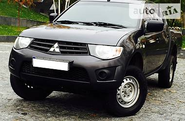 Mitsubishi L 200 LONG+EUROPA+IDEAL+RD 2014