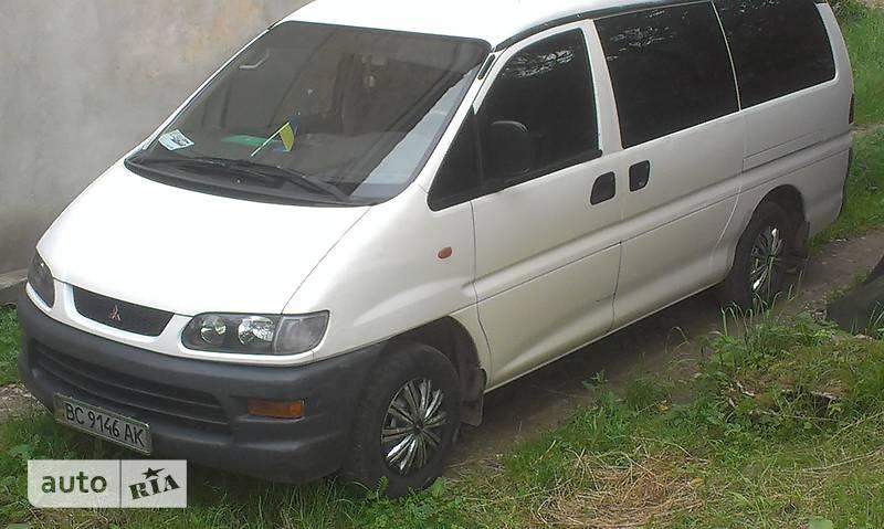 Mitsubishi L 400 груз.