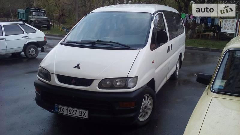 Mitsubishi L 400 груз. 1999 года