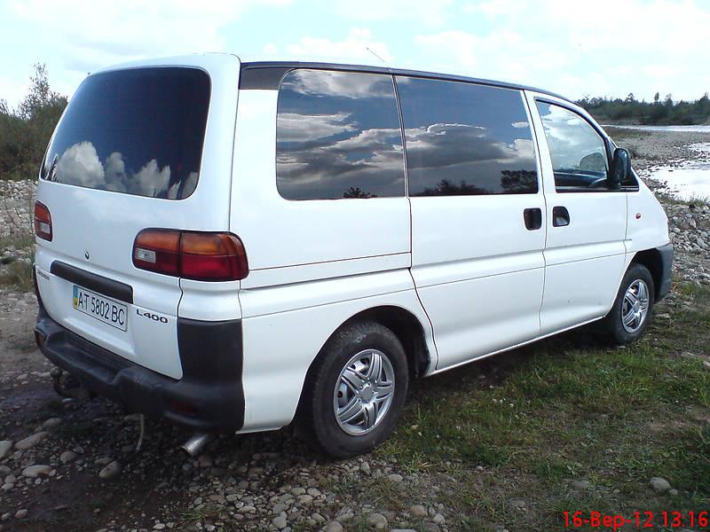 Mitsubishi L 400 пасс.