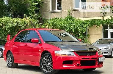 Mitsubishi Lancer Evolution Evo 9 2007