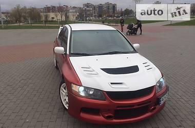 Mitsubishi Lancer Evolution EVO 2004