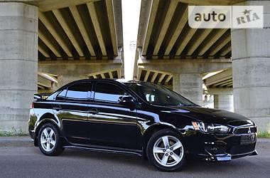 Mitsubishi Lancer X  BLACK 2008