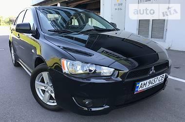 Mitsubishi Lancer X  2009