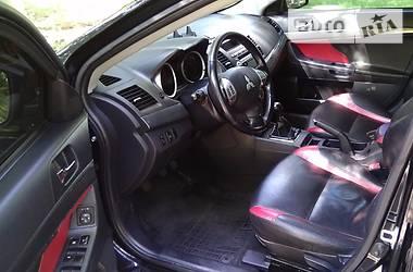 Mitsubishi Lancer X  2008