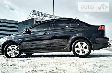 Mitsubishi Lancer X Intence+ 2008