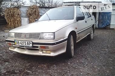 Mitsubishi Lancer 1234567 1988