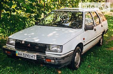 Mitsubishi Lancer Turbo 1987