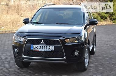 Mitsubishi Outlander XL 4х4 automatic 2011