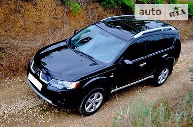 Mitsubishi Outlander XL TUNNING 2008