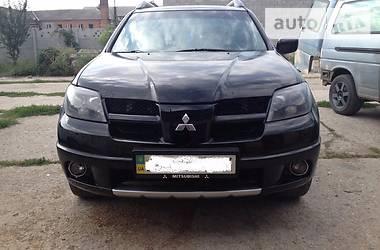 Mitsubishi Outlander SPORT 2007