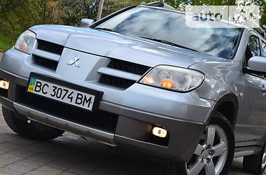 Mitsubishi Outlander 4X4 IDEAL CONFORT 2007