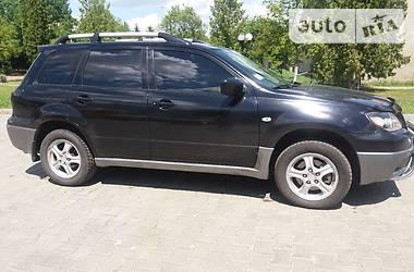 Mitsubishi Outlander 2.0i 2004