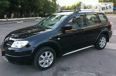 Mitsubishi Outlander Comfort 2006