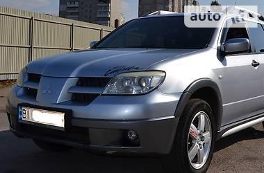 Mitsubishi Outlander 2.4 2005