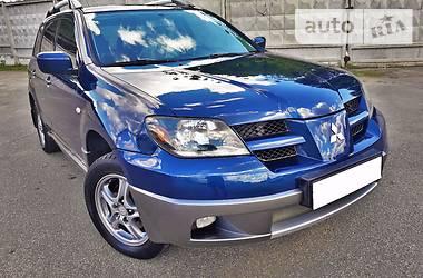 Mitsubishi Outlander 2.4i 4WD  2004