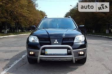 Mitsubishi Outlander 4WD 2006