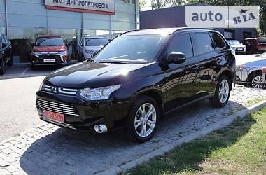 Mitsubishi Outlander 2.4i 2012