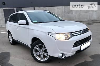 Mitsubishi Outlander 2.4 2014