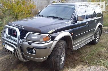 Mitsubishi Pajero Sport GLS 2000