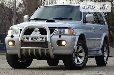 Mitsubishi Pajero Sport ДИЗЕЛЬ.NE KRACHEN 2007