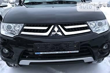 Mitsubishi Pajero Sport Ultimate 2014