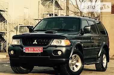 Mitsubishi Pajero Sport  2009