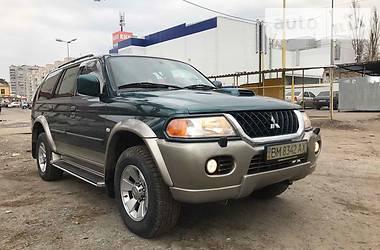 Mitsubishi Pajero Sport  2004