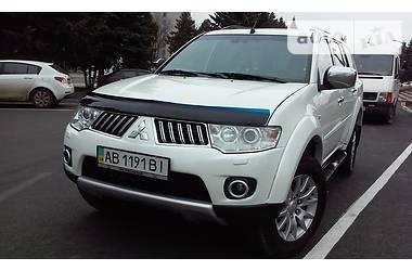 Mitsubishi Pajero Sport ULTIMATE 2010